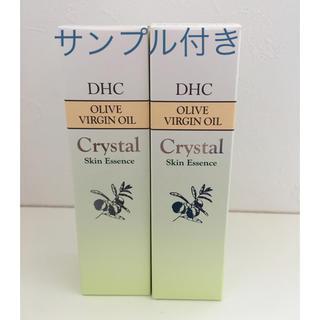 ディーエイチシー(DHC)のDHCクリスタルスキンエッセンス(美容液)