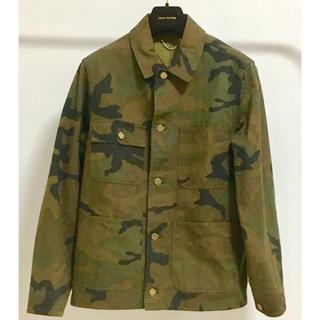 ルイヴィトン(LOUIS VUITTON)の44 新品 LOUISVUITTON SUPREME Denim Jacket(Gジャン/デニムジャケット)