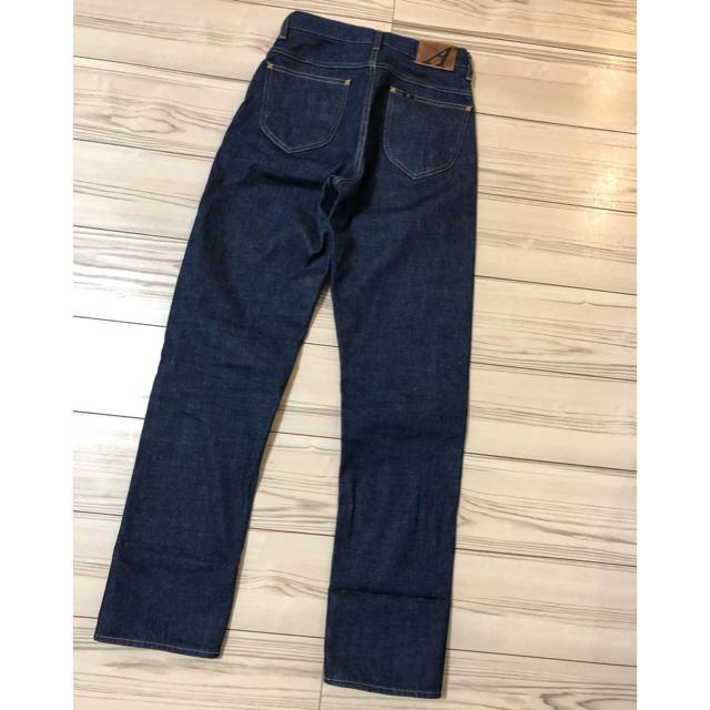 YAECA(ヤエカ)のANATOMICA denim pants MARILYN II レディースのパンツ(デニム/ジーンズ)の商品写真