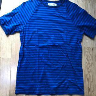 ヤエカ(YAECA)のCharpentier de Vaisseau ボーダーTシャツ(Tシャツ(半袖/袖なし))