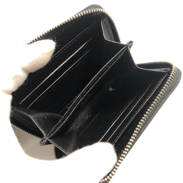 LOUIS VUITTON(ルイヴィトン)のLOUIS VUITTON ルイヴィトン ダミエ ラウンド コインケース 新品 メンズのファッション小物(コインケース/小銭入れ)の商品写真