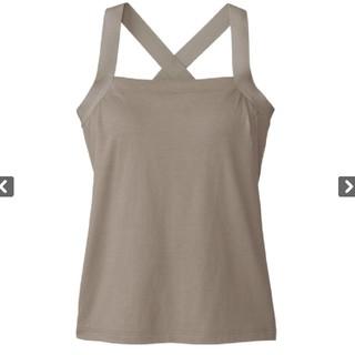 ディーエイチシー(DHC)のDHC 肩甲骨ノンワイヤーエイトタンク  L(ブラ)