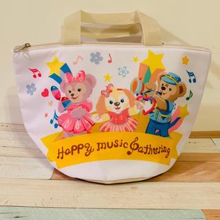 【香港ディズニー新商品】ダッフィー フレンズ ハッピーミュージック ランチバッグ