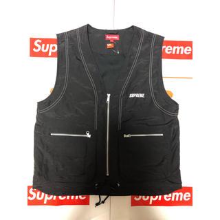 シュプリーム(Supreme)のsupreme nylon cargo vest(ベスト)