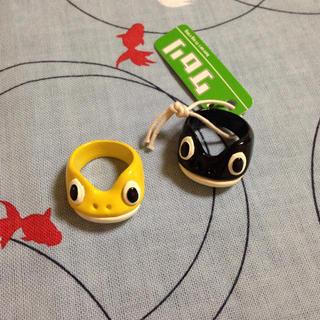 ケロリ フロッグリング ❤︎ ⑤(リング(指輪))