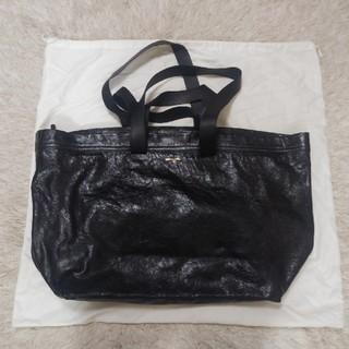 バレンシアガ(Balenciaga)のBALENCIAGA CARRY SHOPPER M Black(トートバッグ)