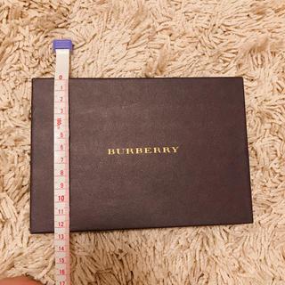 バーバリー(BURBERRY)のBurberry 箱(ラッピング/包装)