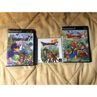 プレイステーション2(PlayStation2)のドラクエ(家庭用ゲームソフト)