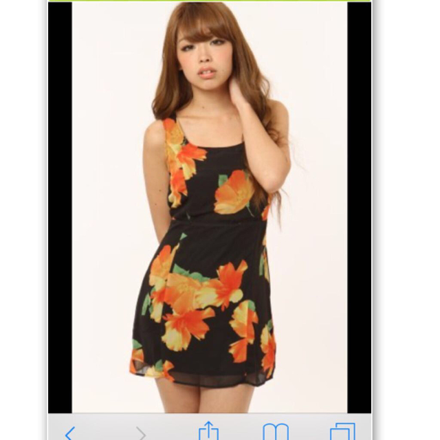 LIP SERVICE(リップサービス)の期間限定!全品¥1172(いい夏)セール レディースのワンピース(ミニワンピース)の商品写真
