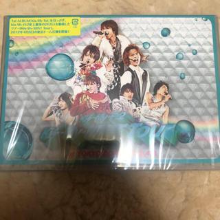 キスマイフットツー(Kis-My-Ft2)のKis-My-MiNT Tour at 東京ドーム 通常盤 新品未開封(男性アイドル)