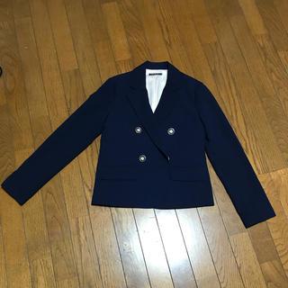 イング(INGNI)のINGNI ジャケット 紺色 Mサイズ(テーラードジャケット)
