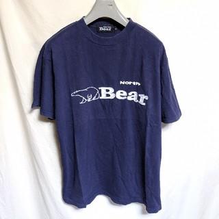 ベアー(Bear USA)の90's Bear刺繍ロゴTシャツ(Tシャツ/カットソー(半袖/袖なし))