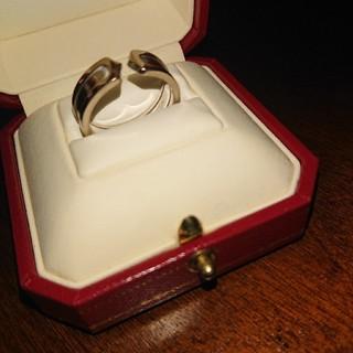 カルティエ(Cartier)の正規品・カルティエ・C2リング(リング(指輪))