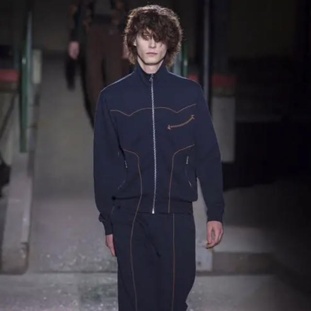 DRIES VAN NOTEN(ドリスヴァンノッテン)のドリスヴァンノッテン 18aw ウエスタンブルゾン メンズのジャケット/アウター(ブルゾン)の商品写真