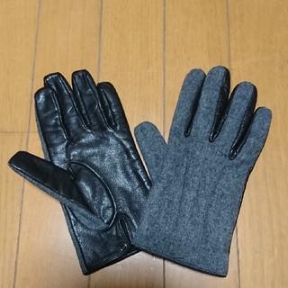 UNITED ARROWS - 美品 UNITED ARROWS 牛革 レザー手袋