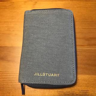 ジルスチュアート(JILLSTUART)のJILLSTUART 雑誌付録カードケース(パスケース/IDカードホルダー)