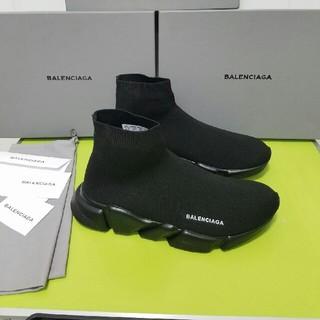 バレンシアガ(Balenciaga)のBALENCIAGAのスピードトレーナー バレンシアガ スニーカー 付属品完備(スニーカー)