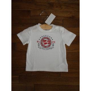 ポロラルフローレン(POLO RALPH LAUREN)の【新品】Ralph Lauren ベビー ロゴTシャツ 75cm(Tシャツ)