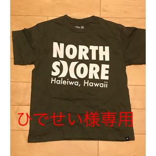 ハーレー(Hurley)の【着用数回】Hurley X Tシャツ ボーイズ Sサイズ(135-145) (Tシャツ/カットソー)