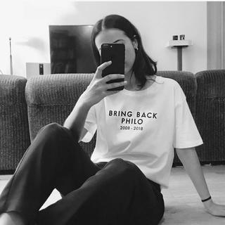 セリーヌ(celine)のえりん様専用 CELINE BRING BACK PHILO サイズM(Tシャツ(半袖/袖なし))