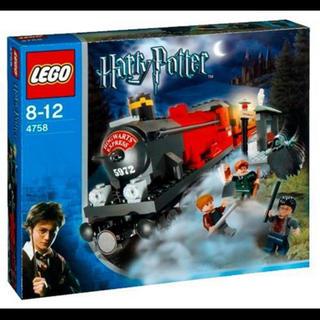 レゴ(Lego)のレゴ4758マニア必見!ハリー・ポッター ホグワーツ特急 (積み木/ブロック)