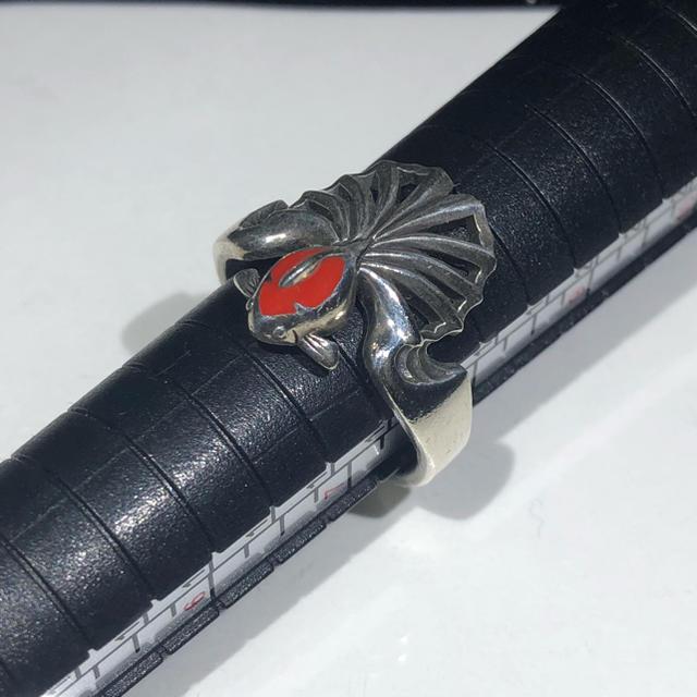 かすう工房 土佐金魚 指輪 レディースのアクセサリー(リング(指輪))の商品写真