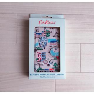 キャスキッドソン(Cath Kidston)の*新品* キャスキッドソン iPhone6/6S/7/8ケース ロンドンマップ(iPhoneケース)