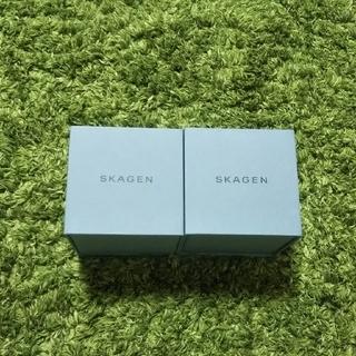 スカーゲン(SKAGEN)のユウ様専用 スカーゲン 時計 空き箱 2個セット(腕時計)
