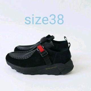 エンダースキーマ(Hender Scheme)のエンダースキーマ 2019aw 38サイズ(ローファー/革靴)