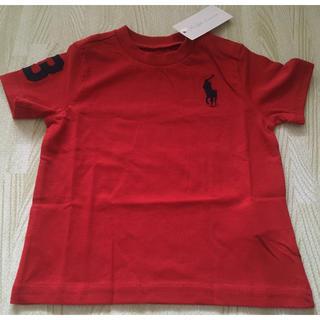 ポロラルフローレン(POLO RALPH LAUREN)のラルフローレン ベビー ビッグポニーTシャツ 80(Tシャツ)