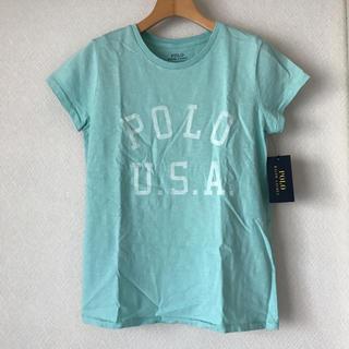 ポロラルフローレン(POLO RALPH LAUREN)の新品 ラルフローレン ☆Tシャツ(Tシャツ(半袖/袖なし))