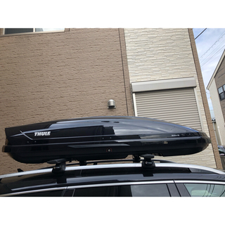 THULE - THULE スーリールーフボックスセット Motion XL(800) 他
