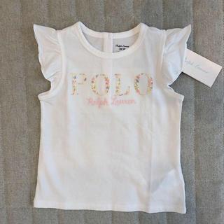ポロラルフローレン(POLO RALPH LAUREN)のPOLO Ralph Lauren ベビー ガールズ カットソー(Tシャツ)