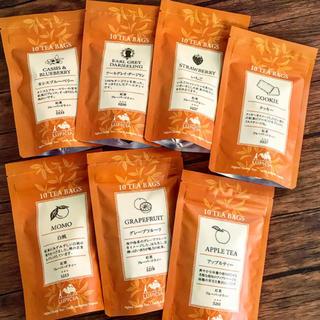 ルピシア(LUPICIA)のお取引中❤️LUPICIA🌿ルピシア紅茶フレーバードティー人気7点(茶)