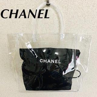 CHANEL - クリアバッグつき♡CHANEL シャネル 保存袋 巾着袋 おまけ付き♡