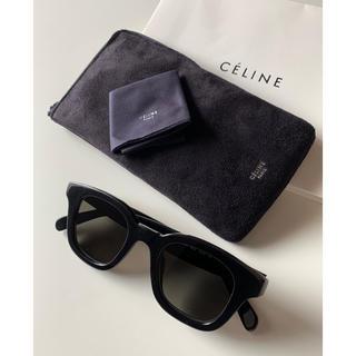 セリーヌ(celine)の【期間限定】確実正規品 CELINE CL41376 フラットレンズサングラス(サングラス/メガネ)