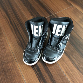 ジェニィ(JENNI)のジェニー ダンスシューズ 18.0cm(スニーカー)