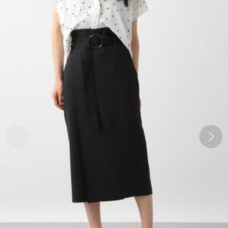 ハレ(HARE)のタイトスカート(ひざ丈スカート)