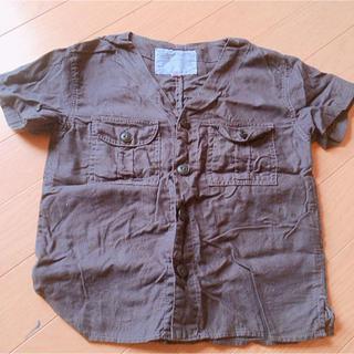 マーキーズ(MARKEY'S)のmarkey's マーキーズ 120 シャツ(Tシャツ/カットソー)