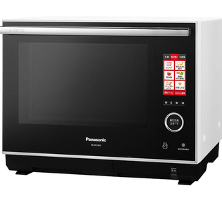 Panasonic -  パナソニック ビストロ スチームオーブンレンジ 30L NE-BS1400-W