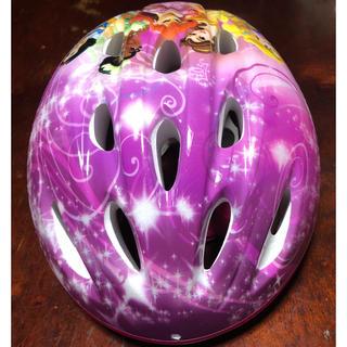ディズニー(Disney)のディズニー プリンセス 子供用ヘルメット 輸入品(ヘルメット/シールド)