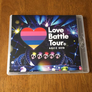 A.B.C.-Z - A.B.C-Z Love Battle Tour  Blu-ray 通常盤