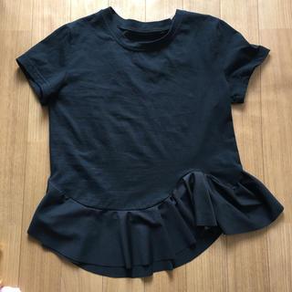 インポート黒Tシャツ(Tシャツ(半袖/袖なし))