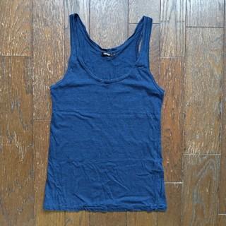 ルシェルブルー(LE CIEL BLEU)のLECIELBLEU タンクトップ(Tシャツ(半袖/袖なし))