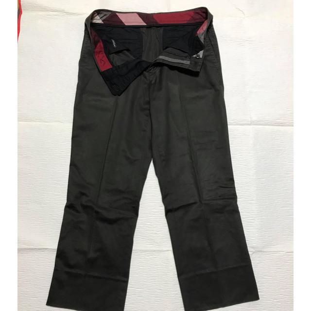 BURBERRY BLACK LABEL(バーバリーブラックレーベル)のBURBERRYメンズパンツ メンズのパンツ(チノパン)の商品写真