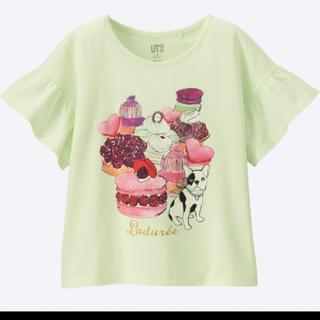 ユニクロ(UNIQLO)の新品未開封 ユニクロ✖️ラデュレ UT 160(Tシャツ(半袖/袖なし))