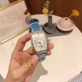 FRANCK MULLER - FRANCK MULLER フランクミュラー 腕時計 クォーツ レディース 人気