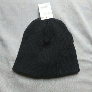 ユニクロ(UNIQLO)のニット帽子(ユニクロ)(ニット帽/ビーニー)