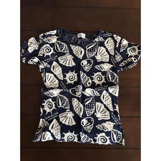 アトリエサブ(ATELIER SAB)の【KIDS】ATELIER SAB アトリエ・サブ マリン風Tシャツ 120㎝(Tシャツ/カットソー)