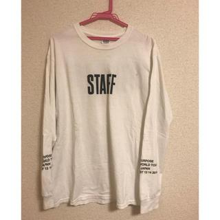 フィアオブゴッド(FEAR OF GOD)の最安!!ジャスティンビーバー purpose tour 2016 ロンT(Tシャツ/カットソー(七分/長袖))